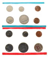 1972 United States Coin Set