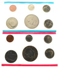 1977 United States Mint Uncirculated Set Coin