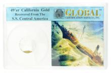 49'er Global California Gold S.S. Central America Coin