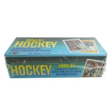1990-91 O-Pee-Chee NHL Hockey Complete Card Set (Unopened)