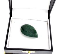 APP: 1.6k 33.85CT Pear Cut Green Beryl Emerald Gemstone
