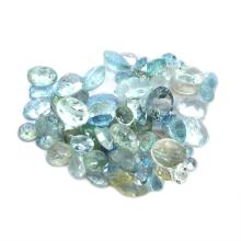 APP: 2.6k 50.00CT- Mixed Cut Aquamarine Parcel