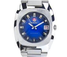 *Vintage Rare Rado Scheidegg Stainless Steel Automatic Watch 70's