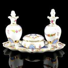 Perfume Set with Tray