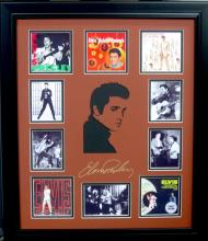 Elvis Engraved Signature Laser Cut Mat