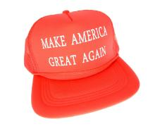 Donald Trump 2016 Presidential Candidate Adjustable Mesh ''''Make America Great Again'''' Hat