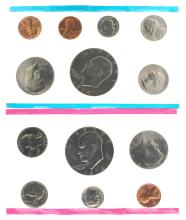 1974 United States Mint Uncirculated Coin Set