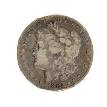 1882-CC Morgan Dollar Coin