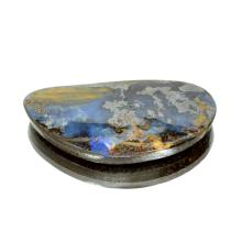 APP: 1.6k 62.04CT Free Form Cabochon Brown Boulder Opal Gemstone