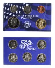 2002 United States Mint Proof Coin Set