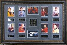 Star Trek - Plate Signatures!