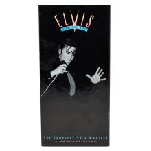 Elvis: The King Of Rock 'N' Roll: The Complete 50's Masters