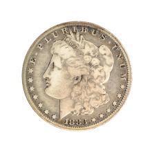 1883-CC Morgan Dollar Coin