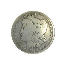 Rare 1889-O Silver Dollar Coin