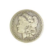 1885 Morgan Dollar Coin