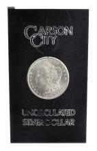 Rare 1883-CC Uncirculated Silver Dollar Coin