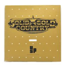 Rare Original Vintage Solid Gold Country Album