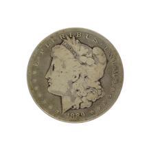 Rare 1889-CC Morgan Dollar Coin
