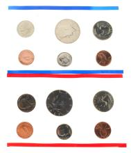 1993 United States Mint Uncirculated Coin Set