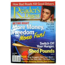 Rare Reader's Digest With The Plot Against Elvis