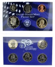 2002 United States Proof Coin Set