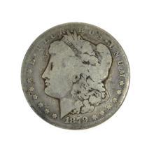 1879-CC Morgan Dollar Coin