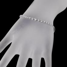 APP: 4.7k *Fine Jewelry 14 kt. White Gold, 2.02CT Round Brilliant Cut Diamond Bracelet (VGN A-26)