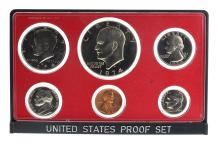 1974 United States Proof Coin Set
