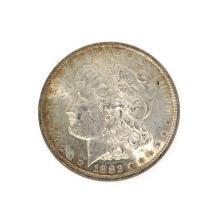 Rare 1882-CC Morgan Dollar Coin