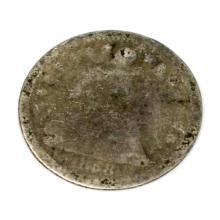 1858-O Liberty Seated Half Dime Coin
