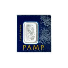 1 Gram PAMP Swiss Platinum Bar