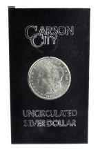 GSA 1884-CC Uncirculated Morgan Dollar Coin