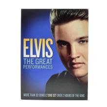Elvis Presley Movie: The Great Performances