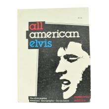 All American Elvis - The Elvis Presley American Discography: Memorial Edition (Paperback)