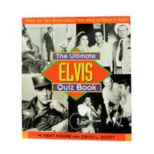 The Ultimate Elvis Quiz Book (Paperback)