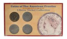 1883 - 1912 Liberty Nickel Collection Coin Set