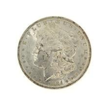 Rare 1884-O Morgan Dollar Coin