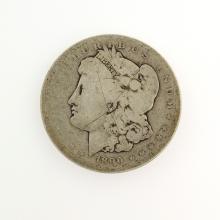 1890 Morgan Dollar Coin