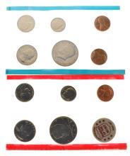 1972-U.C United States Coin Set