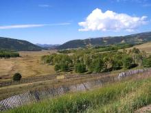 CO LAND, 5 AC., RANCHETTE - MOUNTAIN, FORECLOSURE