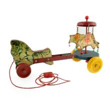 Merry Go Round With Wheels