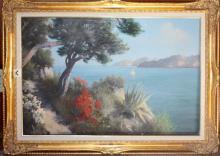 Capri by Jacobus Leonardus van der Meide