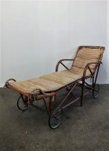 A Victorian Day Bed