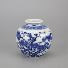 Chinese Blue and White Porcelain Water Pot