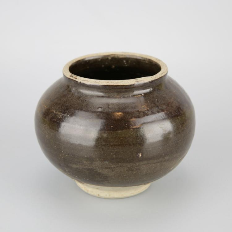 Chinese Jizhou Ware Water Pot