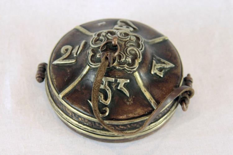 Sino-Tibetan Metal Artefact