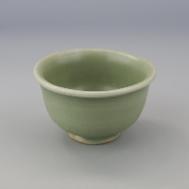 Chinese Celadon Glazed Porcelain Bowl