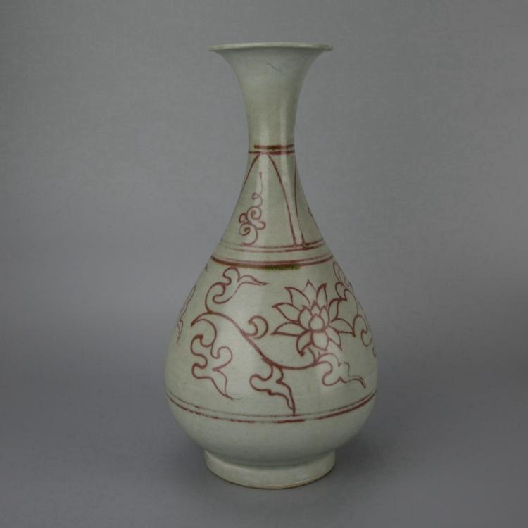 Chinese Vintage Porcelain Vase