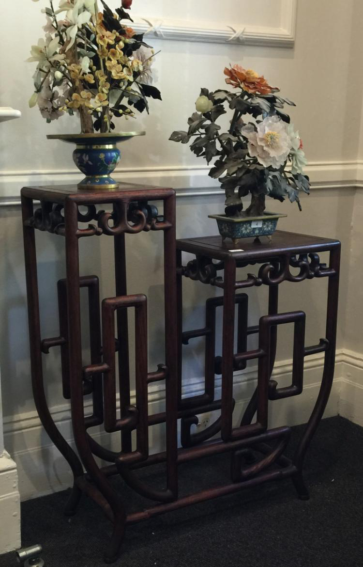 An Antique Chinese Rosewood Furniture