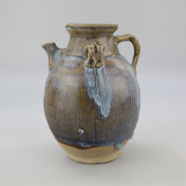 Chinese Pottery Ewers